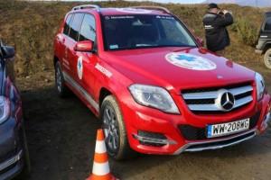 GOPR, Mercedes-Benz i Bridgestone uczą jak poruszać się zimą w górach - na drodze i stoku