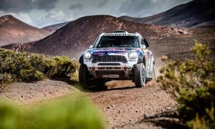 Dakar 2016: cztery MINI ALL4 Racing w pierwszej dziesiątce