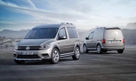 VW Caddy Alltrack – nowy ciekawy wycieczkowóz