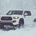 Toyota Tacoma TRD Pro – duży mocny pick-up w nowej odsłonie
