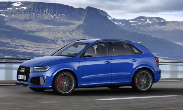 Audi RS Q3 performance – moc w czystej postaci