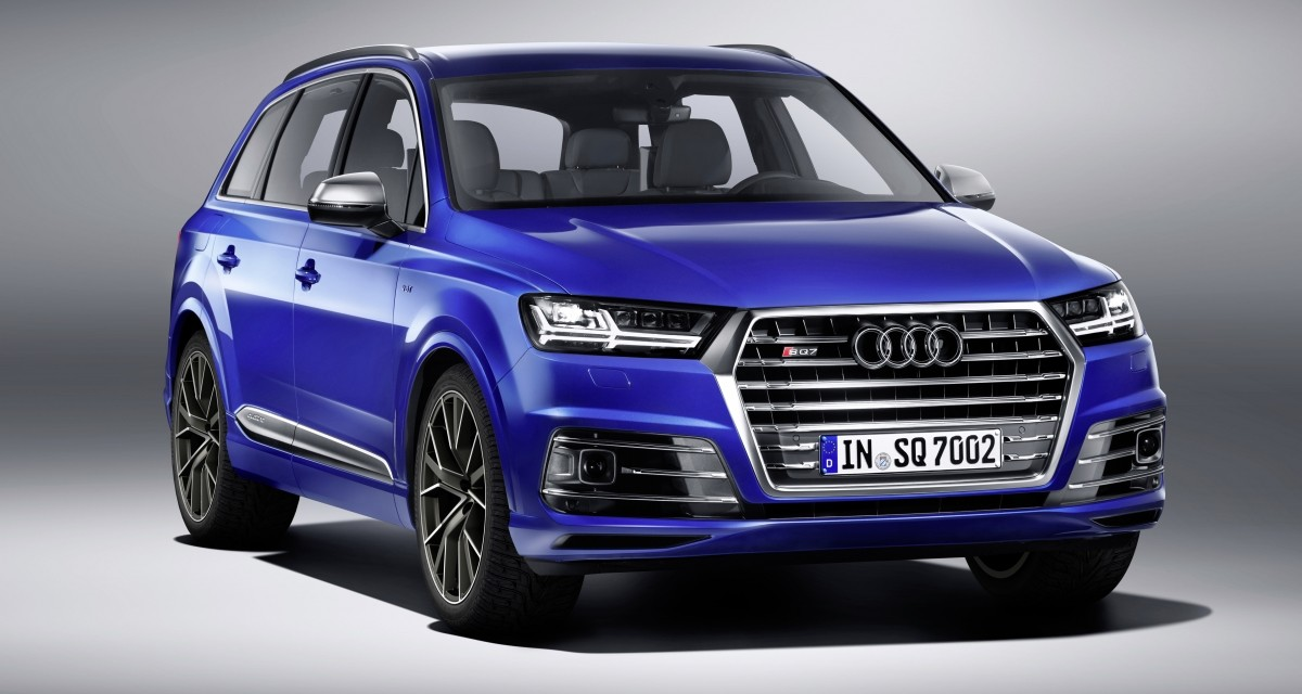 Audi SQ7 TDI – innowacja w SUV klasy premium