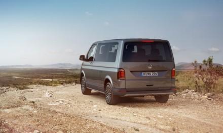 VW Multivan PanAmericana – turystyczny VAN na bezdroża