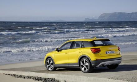 Audi Q2 – nowy w rodzinie