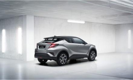 C-HR – Toyota gotowa do walki na rynku dynamicznych crossoverów