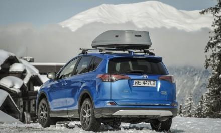 Premiera Toyoty RAV4 Hybrid